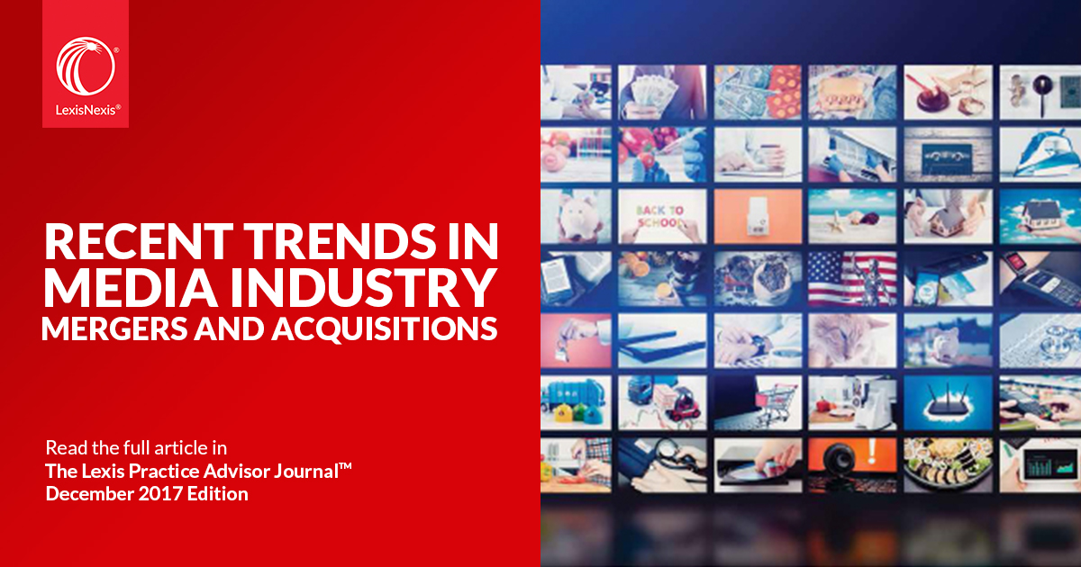 media industry The media industry as a whole has seen four broad developments (croteau, 2001): 1) growthdue to mergers and acquisitions, individual media firms are larger than ever.