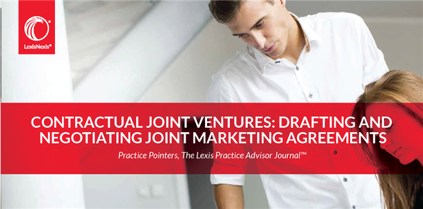 Contractual Joint Ventures Drafting And Negotiating Joint