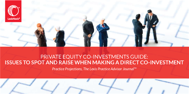 Private Equity Co Investments Guide Issues To Spot And Raise When