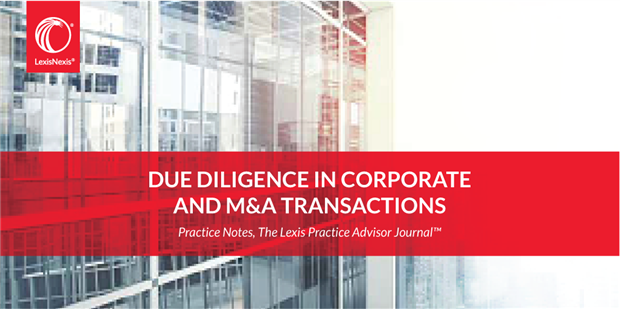 Real Estate Due Diligence in Corporate and M&A Transactions