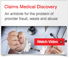 Play Claims Medical Discovery Video