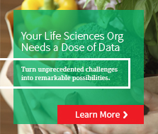 Your Life Sciences Organization Needs a Dose of Healthy Data