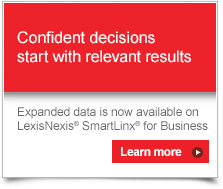 Confident decisions start with relevant results